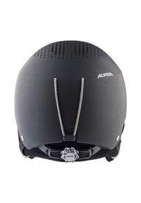 Alpina - ZUPO - Helm - black matt - 1