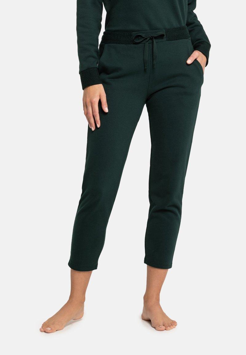 Schiesser Revival - Trousers - grün