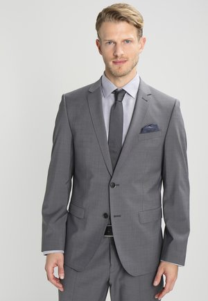 FLEXCITY-STRETCH SLIM FIT - Garnitur - grau