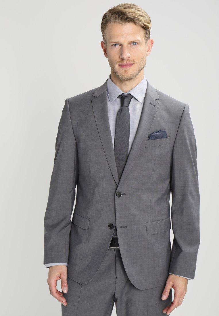 Bugatti - FLEXCITY-STRETCH SLIM FIT - Suit - grau