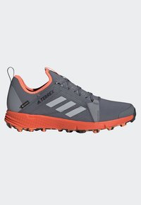 adidas Performance - TERREX SPEED GTX SHOES - Trail running shoes - gray - 8