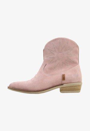 Korte laarzen - pink
