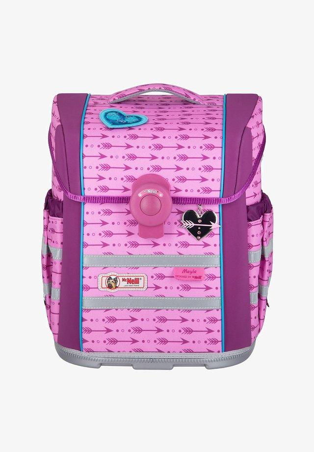 ERGO SCHOOLBAG - School bag - mayla