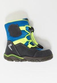 Lurchi - KERO SYMPATEX - Winter boots - atlantic yellow - 1