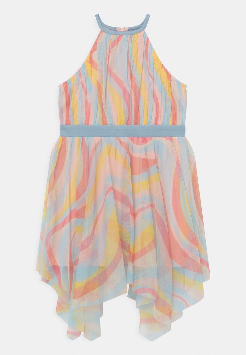 Anaya with love - HIGH NECK HANKY HEM - Koktejlové šaty/ šaty na párty - multi-coloured