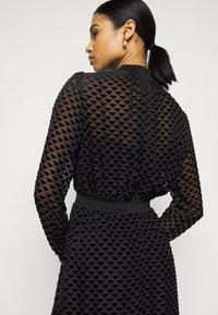 Tory Burch - DEVORE DRESS - Cocktail dress / Party dress - black - 4