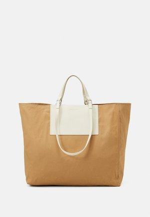 PALERMO - Tote bag - sand
