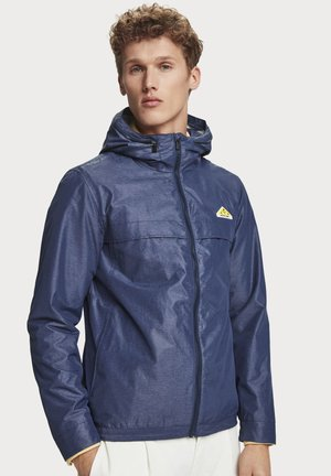 Training jacket - navy melange