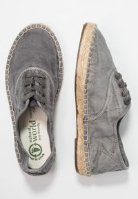 Natural World - Espadrillas - gris enz - 3
