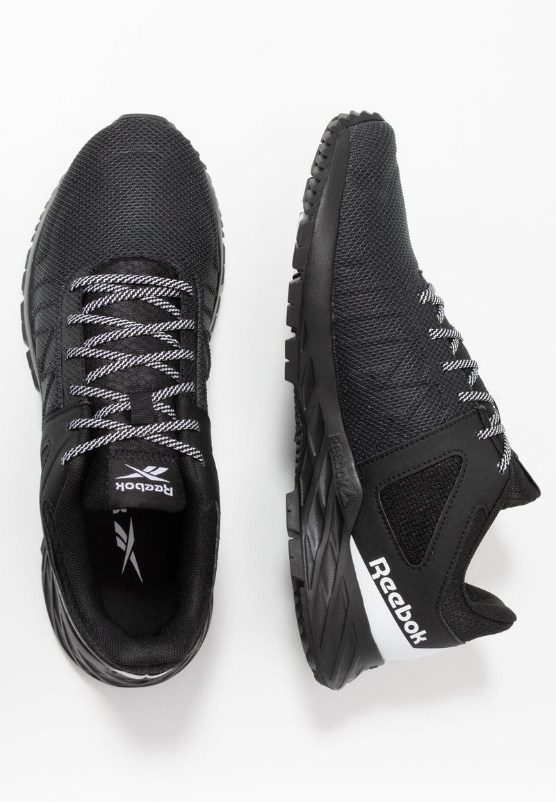 Manchuria liderazgo Prohibición  Reebok ASTRORIDE TRAIL 2.0 - Trail running shoes - black/white/black -  Zalando.co.uk