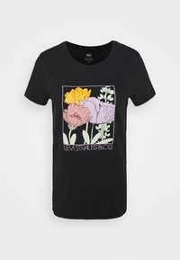 Levi's® - THE PERFECT TEE - T-shirt imprimé - cavia