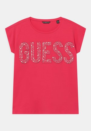 JUNIOR  - Print T-shirt - pink