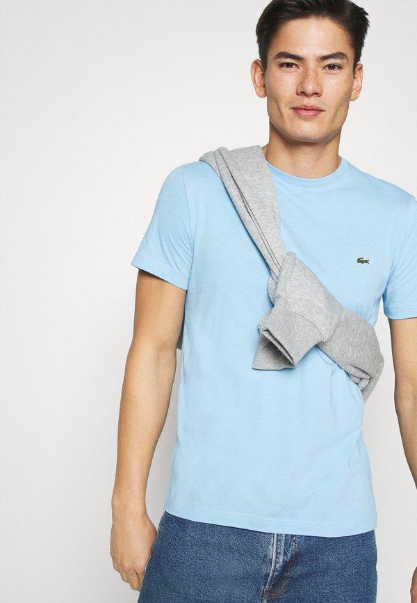 Lacoste T-shirt basic - panorama/jasnoniebieski Odzież Męska VSLH