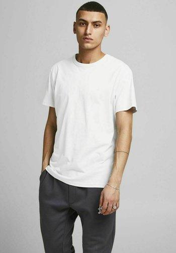 Print T-shirt - glacier gray