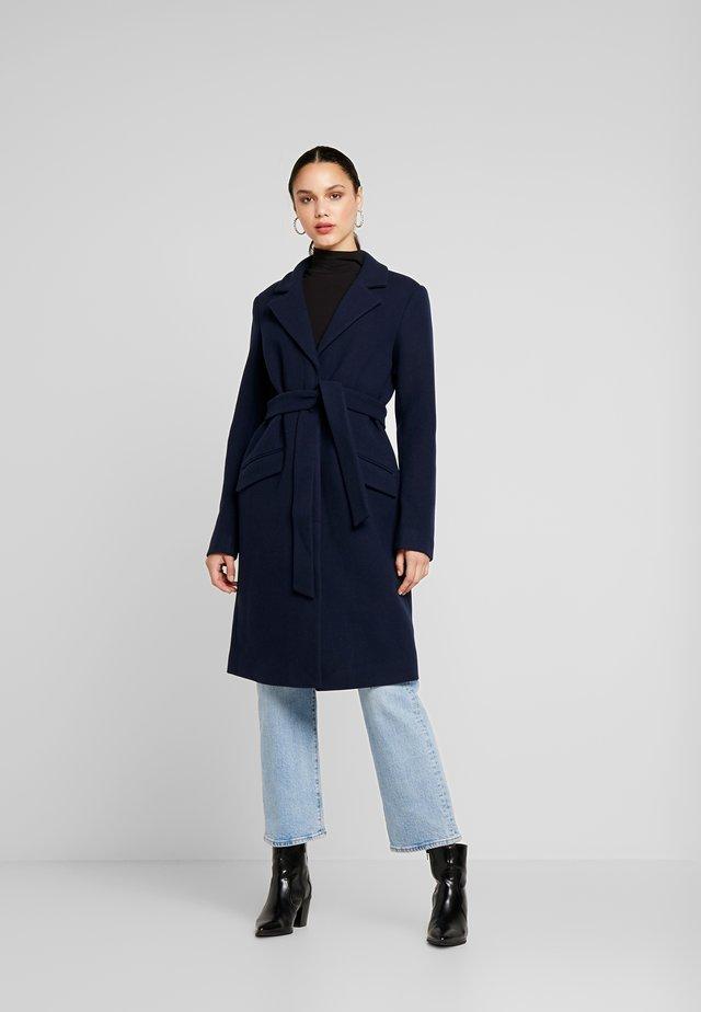 VIVICKI COAT - Classic coat - total eclipse