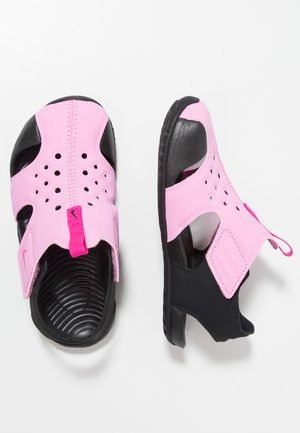 SUNRAY PROTECT - Watersports shoes - psychic pink/laser fuchsia/black
