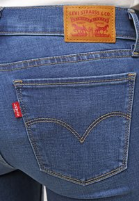 Levi's® - 710 INNOVATION SUPER SKINNY - Jeans Skinny Fit - darling blue - 5
