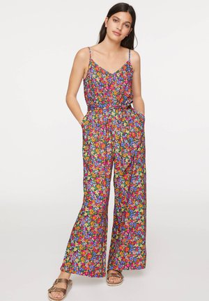 STRAPPY SIXTIES JUMPSUIT 31029114 - Kombinezon - multi-coloured