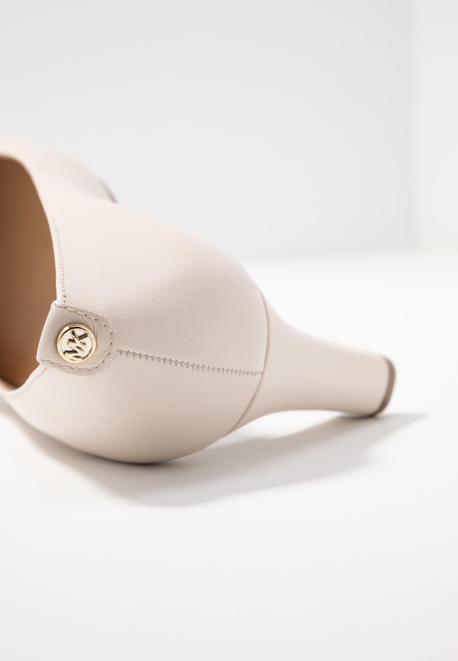 Michael Kors Abbi Flex - Brudesko Light Cream/offwhite
