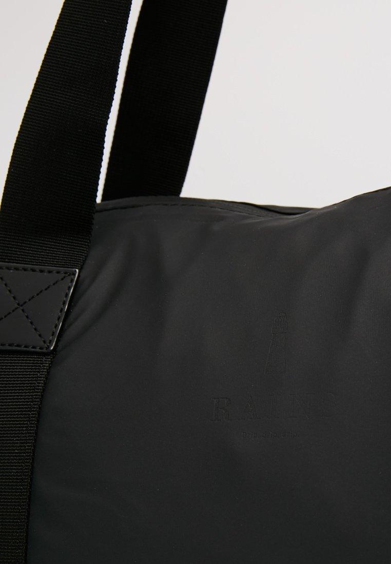 Rains Shoppingveske - black/svart nMBZx7JnvltAC9z