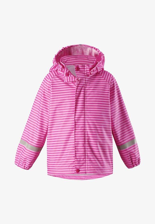VESI  - Waterproof jacket - pink