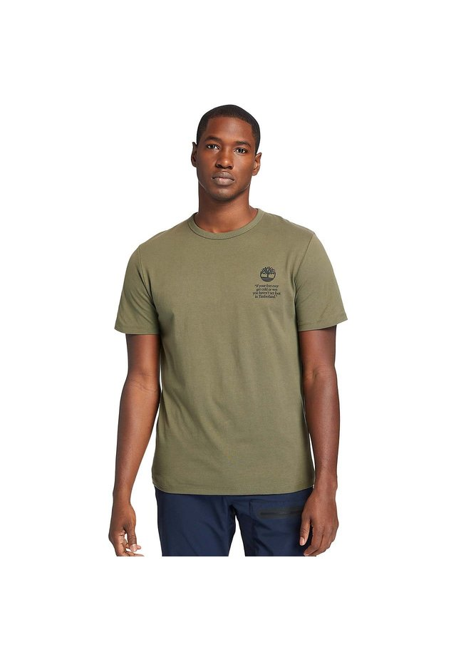 Camiseta estampada - grape leaf