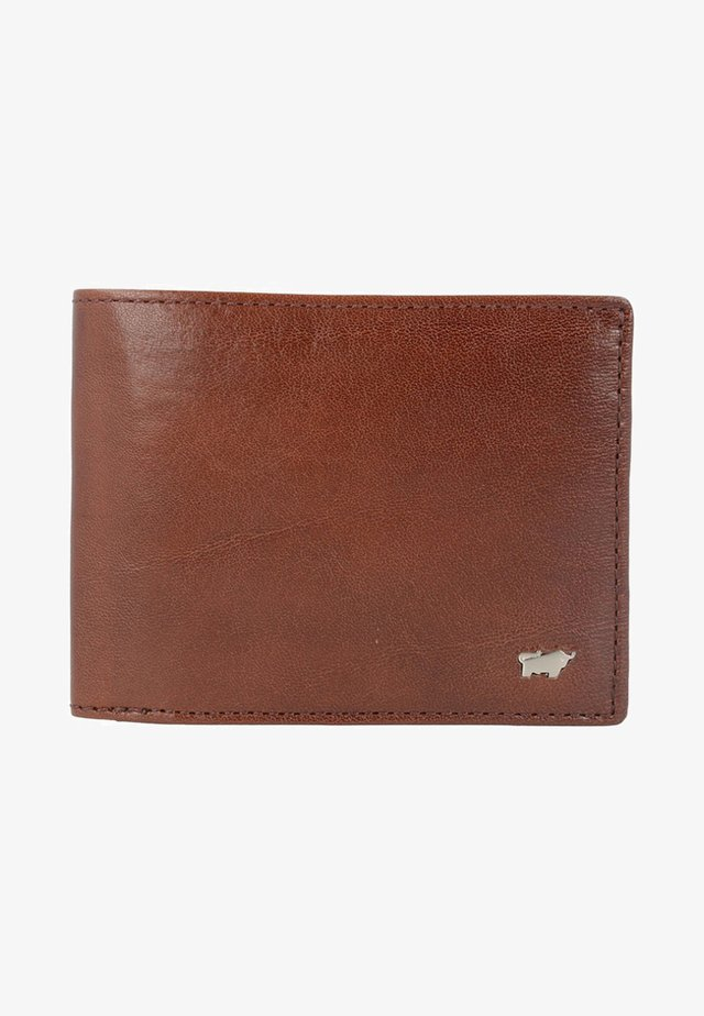 COUNTRY SECURE - Wallet - brown