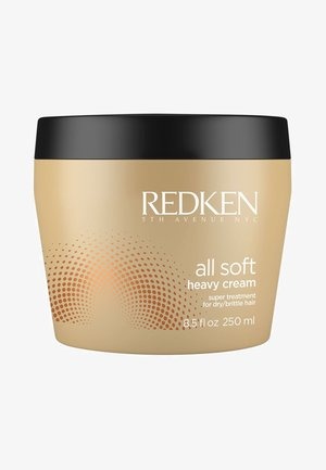 REDKEN ALL SOFT HEAVY CREAM, SOFTENING TREATMENT FÜR TROCKENES HAAR - Soin des cheveux - -