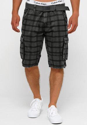 BLIXT - Shorts - raven check
