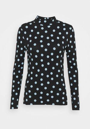 FUN SPOT - Long sleeved top - black