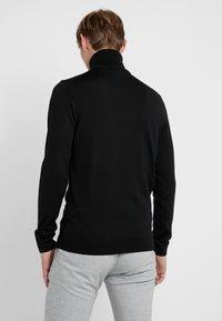 JOOP! - DONTE - Stickad tröja - black - 2