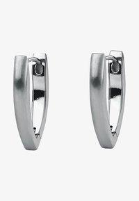 TRIGO  - Earrings - silver-coloured