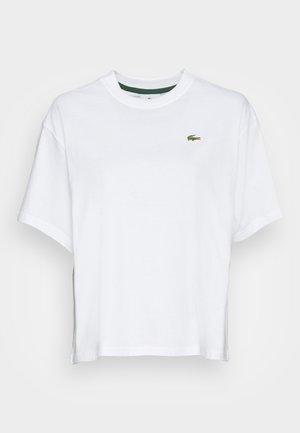 T-shirt basic - blanc