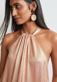 Next - Cocktail dress / Party dress - rose gold coloured - 2