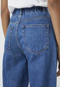 PULL&BEAR - Jeans a sigaretta - blue - 5
