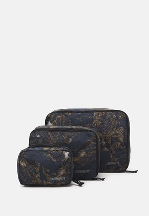 TERRA TRAVEL UNISEX - Wash bag - deep lagoon