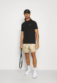 Lacoste Sport - TENNIS - T-paita - black - 1