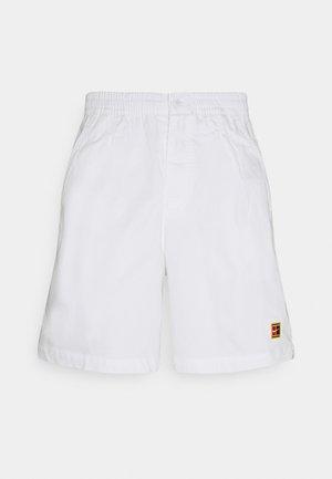 SHORT HERITAGE - Sportovní kraťasy - white