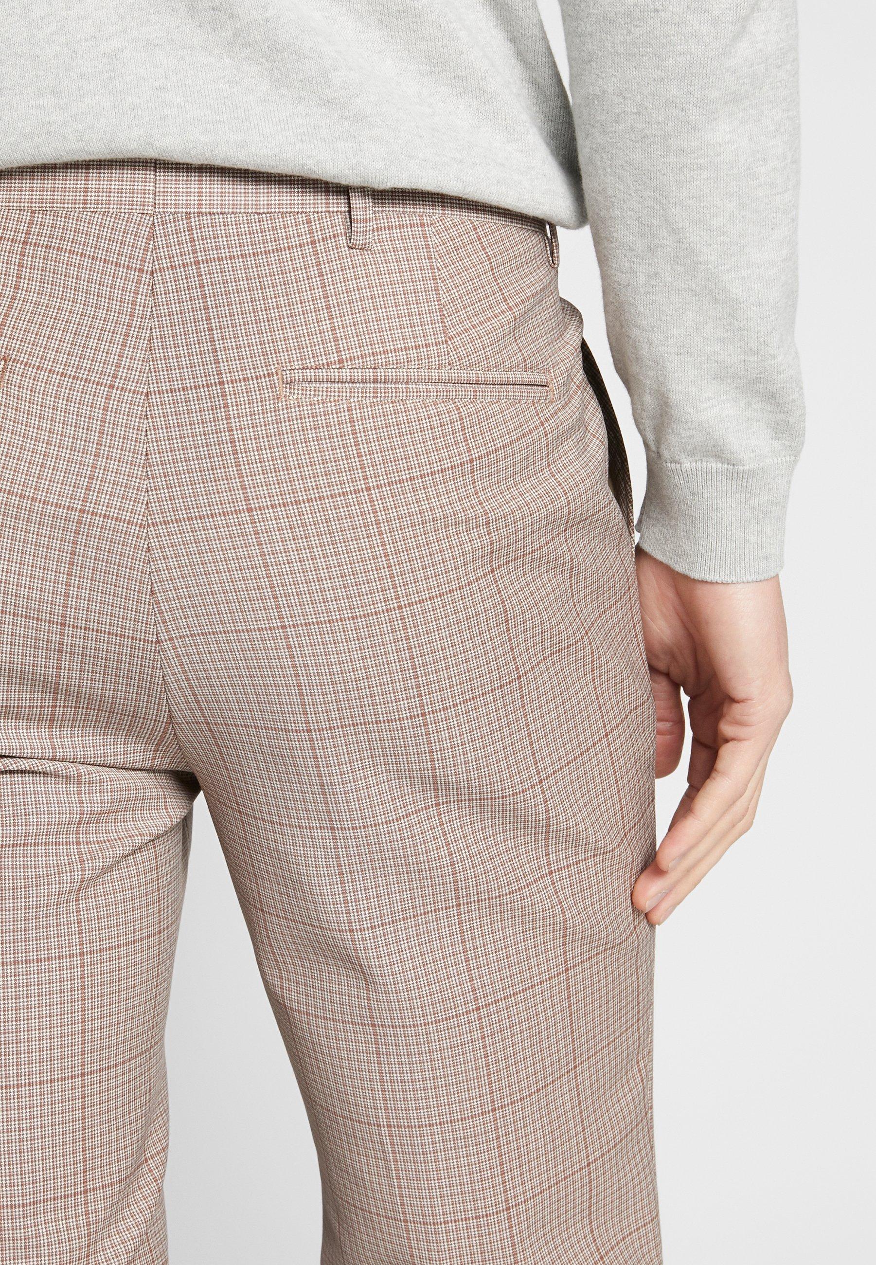 Bertoni RAVN TROUSERS Bukse beige Zalando.no