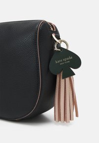 kate spade new york - MEDIUM CROSSBODY - Across body bag - black/multi - 5
