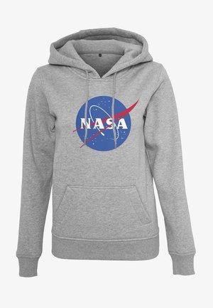 NASA INSIGNIA - Felpa con cappuccio - grey