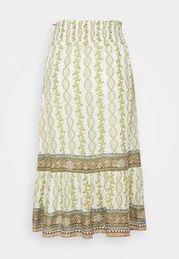 Cream - CROLINA SKIRT - A-line skirt - green - 1
