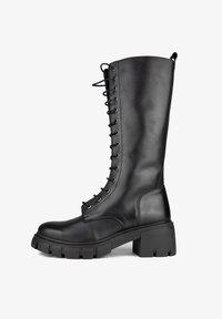 Maria Barcelo - Lace-up boots - noir - 1