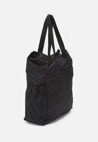 Hunter ORIGINAL - PACKABLE TOTE UNISEX - Tote bag - black - 1