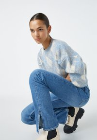 PULL&BEAR - Jeans a sigaretta - blue - 5