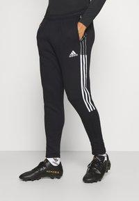 adidas Performance - TIRO - Trainingsbroek - black - 0