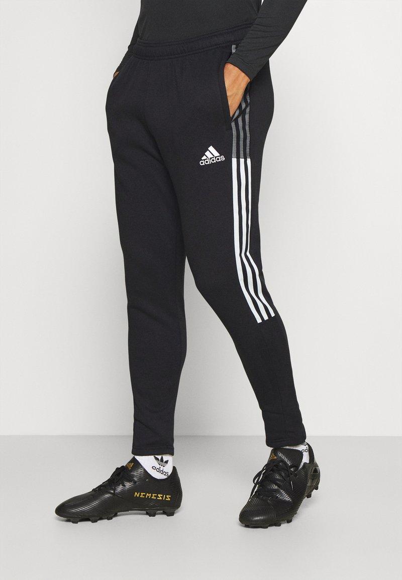 adidas Performance - TIRO - Trainingsbroek - black