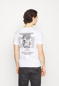 Replay - Print T-shirt - white - 2