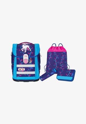 SET  - School set - dark purple