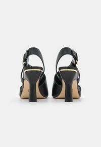 MICHAEL Michael Kors - CLEO OPEN TOE - Sandals - black - 3